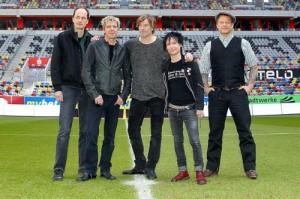Die Toten Hosen na Düsseldorf Arena