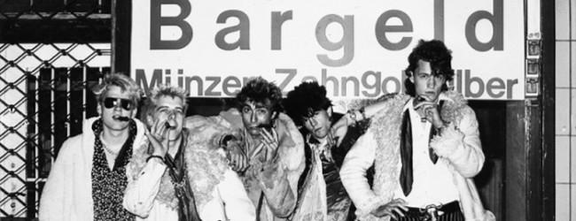 Die Toten Hosen w 1985 r.