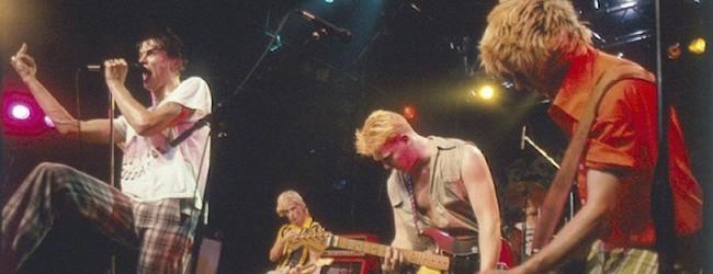 Die Toten Hosen w 1987 r.