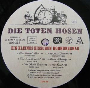 Ein kleines bißchen Horrorshow (vinyl)